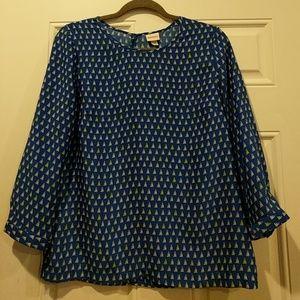 Sailboat blouse